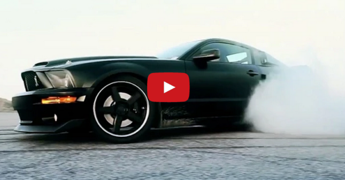 The Best Ford Mustang Drift Ever Turbo Nuts