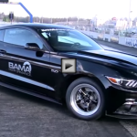 bama performance 2015 mustang gt into 9 seconds