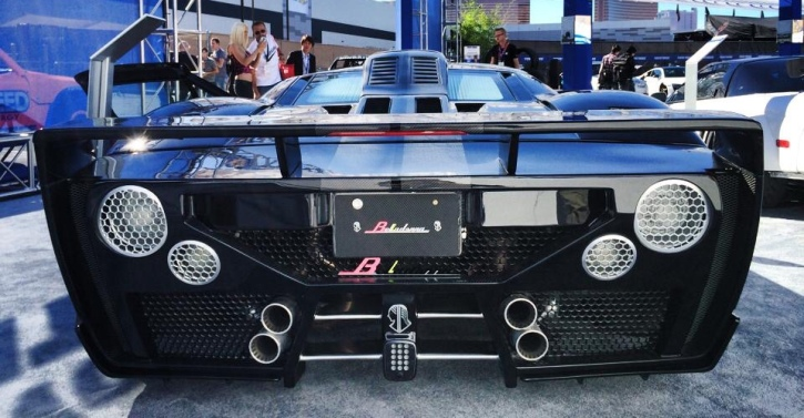 ford gt belladonna custom sports car