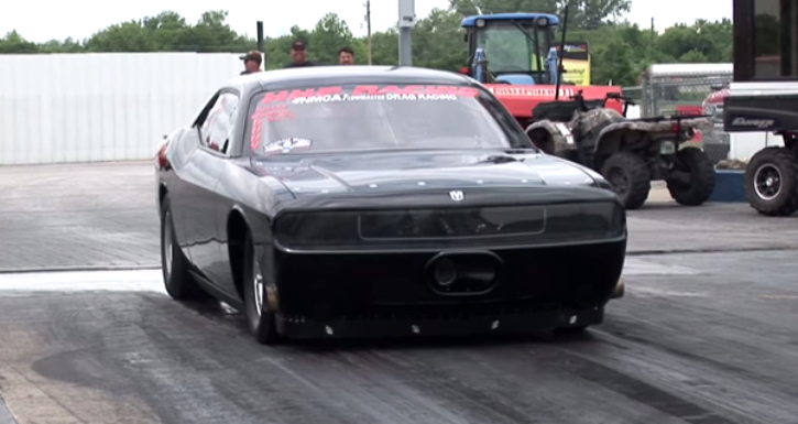 hhp pro charged dodge challenger vs turbo mustangs