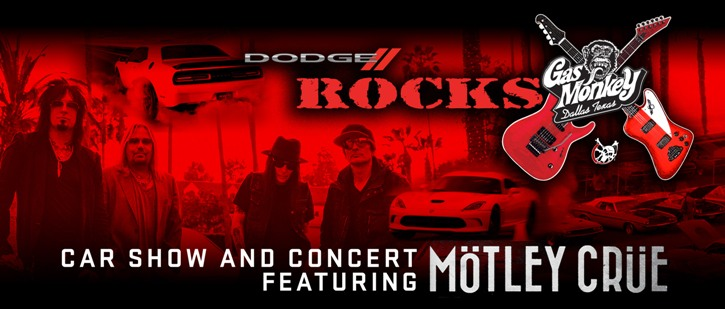 best of dodge rocks gas monkey event