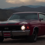 mark's chevy muscle cars collection