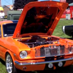 pro touring 1965 ford mustang fastback