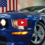 procharged 2007 ford mustang gt cs