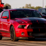 1000hp shelby cobra mustang 217mph texas mile