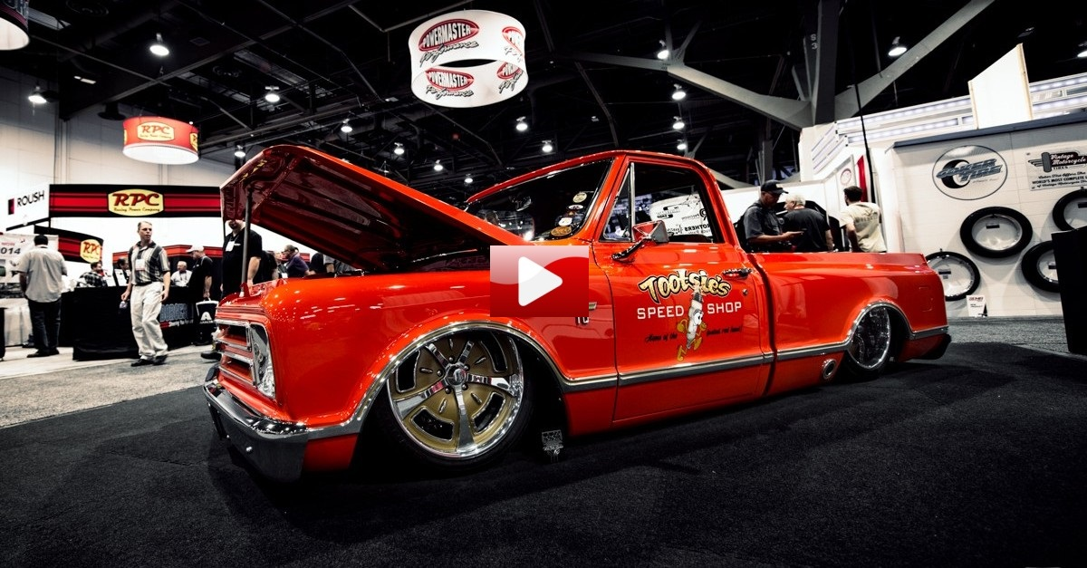 Old Muscle Cars For Sale >> WICKED 1000HP 1967 CHEVY C10 CUSTOM PICKUP TRUCK | HOT CARS