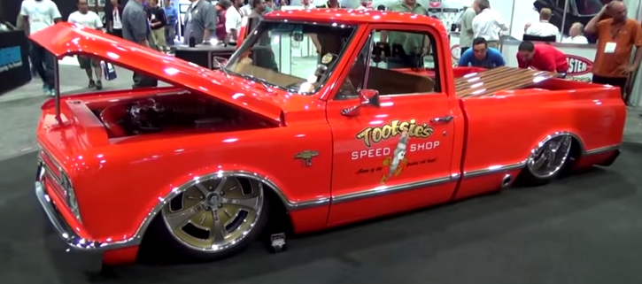 1967 chevy c10 custom pick up