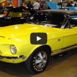 1968 ford mustang shelby gt500kr convertible