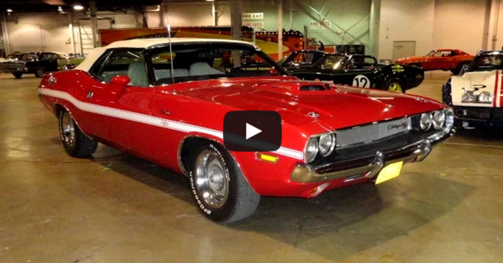 1970 dodge challenger rt convertible rare mopar hot cars. Cars Review. Best American Auto & Cars Review