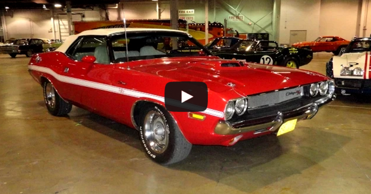 1970 dodge challenger rt convertible rare mopar hot cars. Black Bedroom Furniture Sets. Home Design Ideas