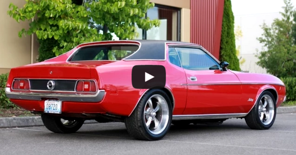 1971 Ford Mustang Grande Review Amp Test Drive Hot Cars