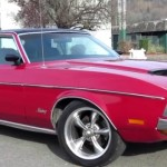 1971 ford mustang grande test drive review
