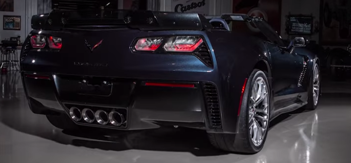 2015 chevrolet corvette z06 test drive
