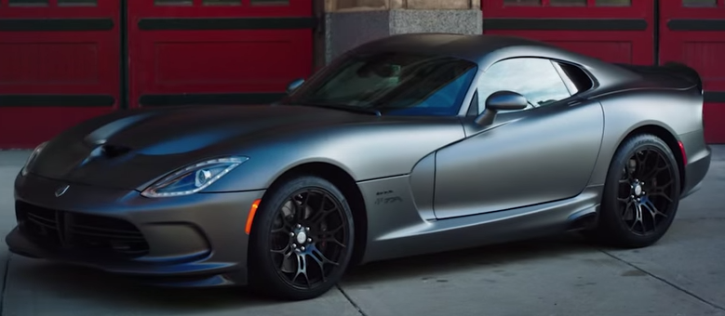 2015 dodge viper srt ultimate sports car