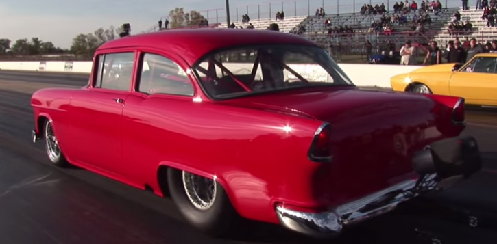 blown 1500hp 1955 chevy muscle car hp racing