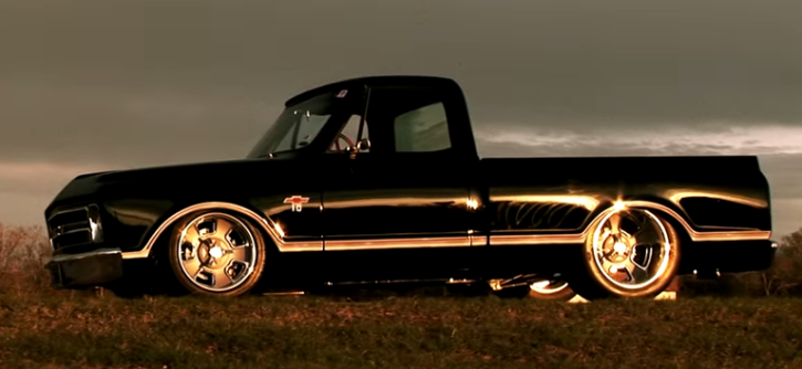 gorgeous 1968 chevy c10 custom pick up truck hot cars