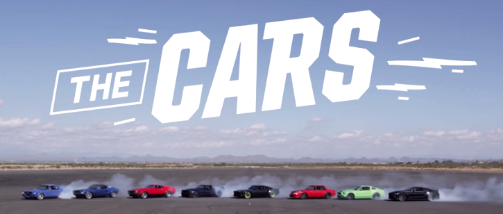 ford mustang 50 years of fun video