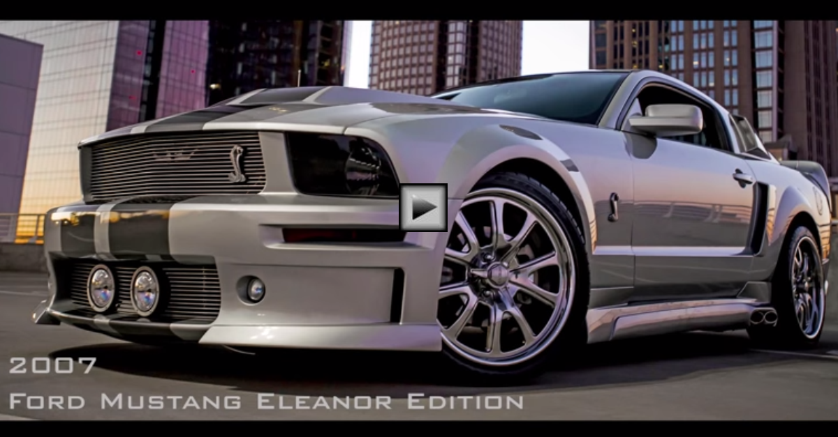 ford mustang gt eleanor edition custom muscle cars