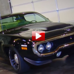 hemi powered 1971 plymouth road runner limited production
