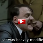 hitler mad on the dodge charger helcat