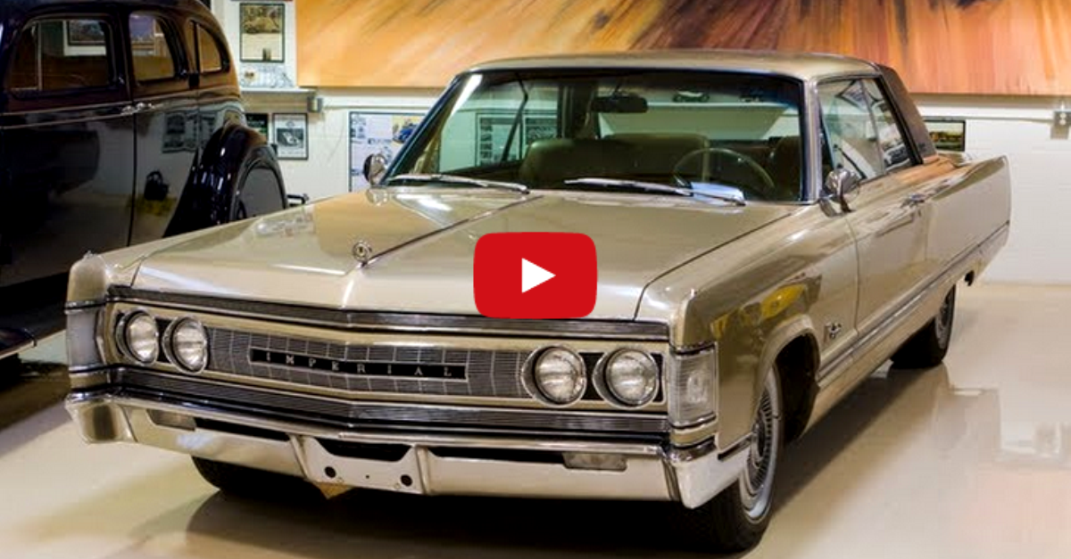 original 1967 chrysler imperial coupe