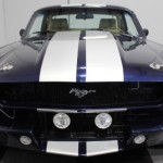 pro touring 1965 ford mustang coupe