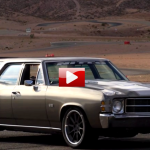 pro touring 1971 chevy chevelle station wagon