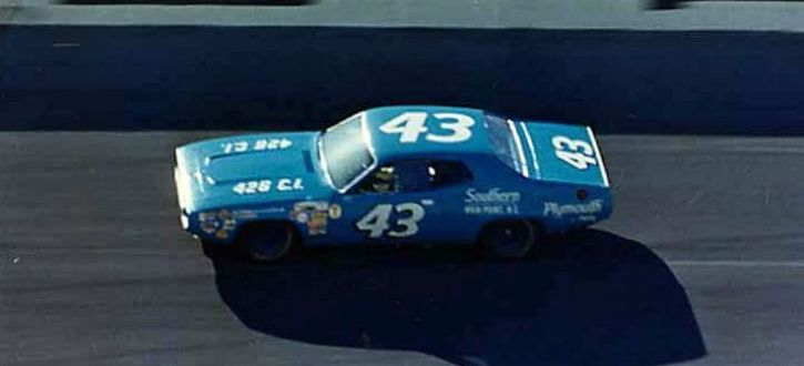 richard petty wins nascar race 1971 daytona 500