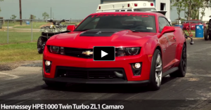 1000hp twin turbo 2014 chevy camaro zl1 hennessey