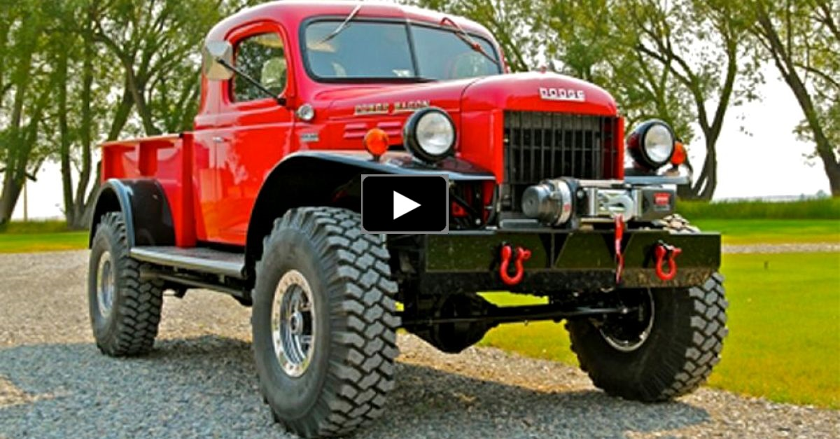 1947 dodge power wagon custom truck legacy classic trucks