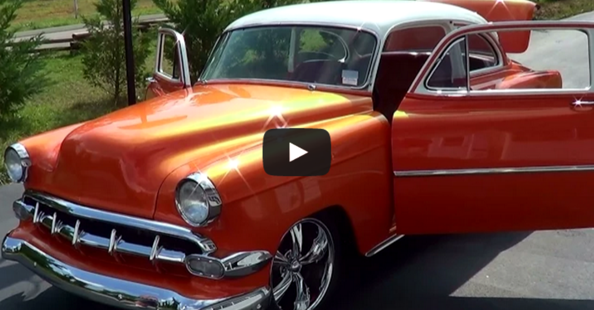 Cars For Sale Knoxville Tn >> SPECTACULAR 1954 CHEVY 2-DOOR CUSTOM CLASSIC CAR | HOT CARS