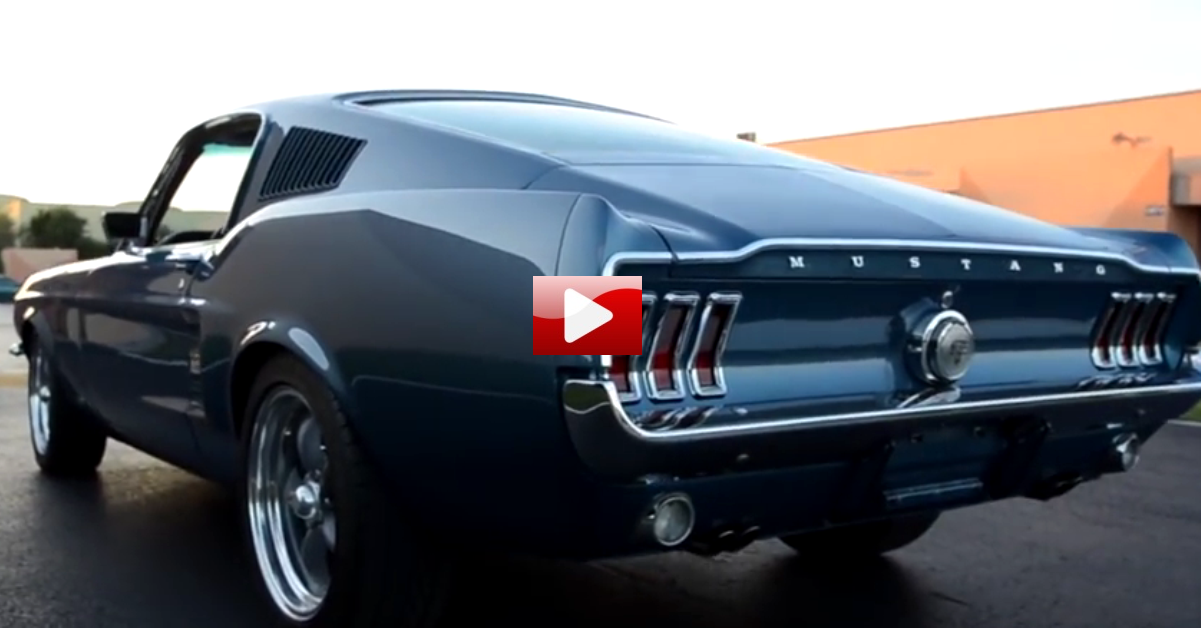 1967 ford mustang s-code 390