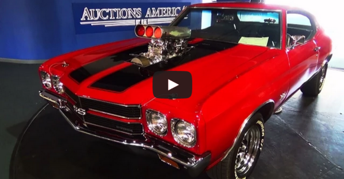 1970 chevy chevelle ss 454