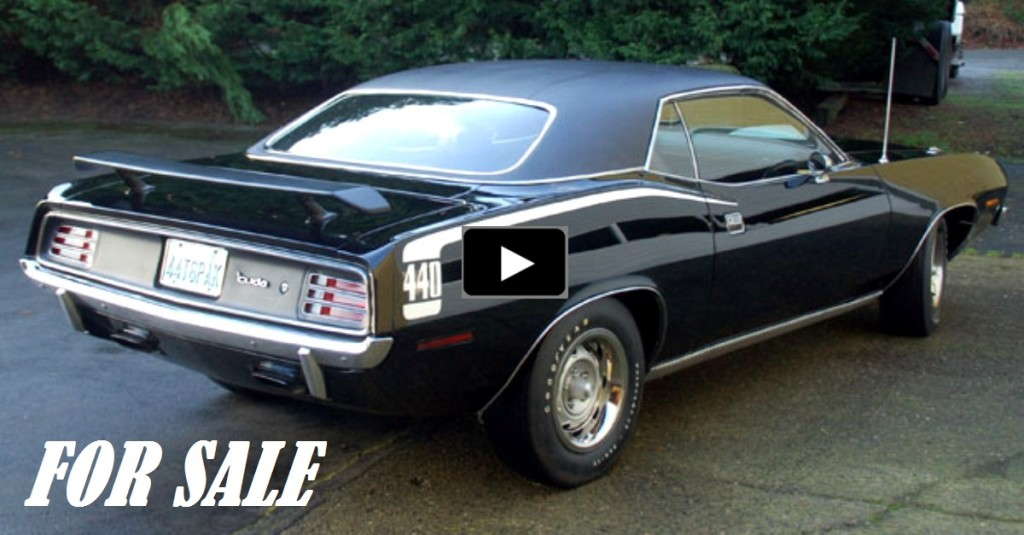 Cheap Muscle Cars For Sale >> 1970 PLYMOUTH CUDA 440 SIX-PACK FOR SALE | HOT CARS