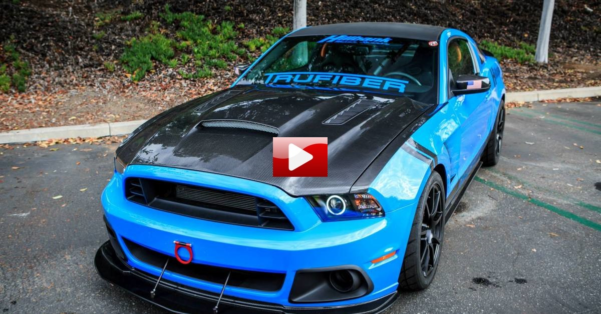 modified 2012 shelby gt500 mustang