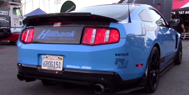 2012 ford mustang gt hillbank motorsports