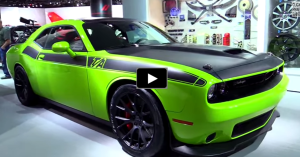2015 dodge challenger ta concept review