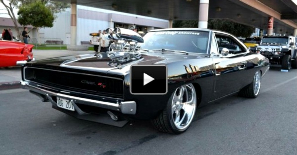 World S Baddest 1968 Dodge Charger R T Story Hot Cars
