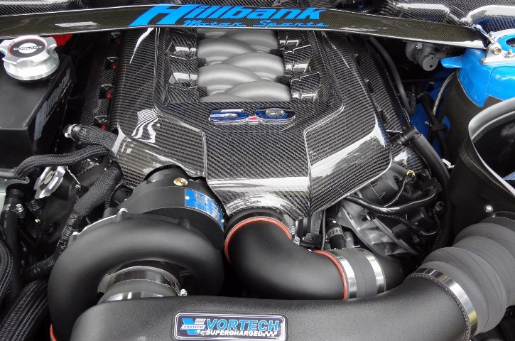 vortech supercharged 2012 ford mustang gt hillbank