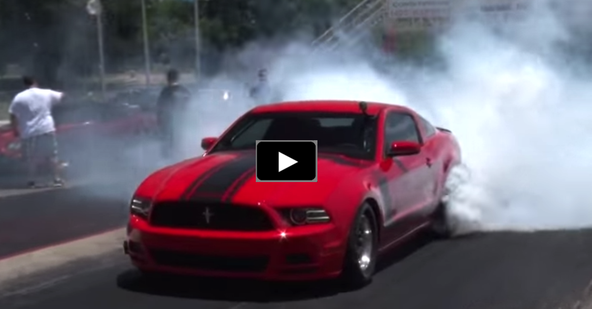 1500hp 8 second turbo ford mustang