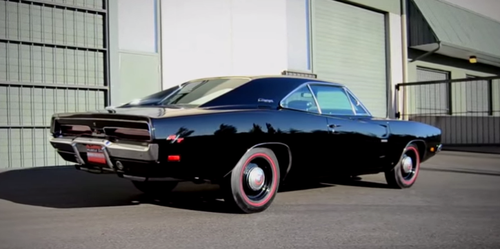dodge charger muscle car