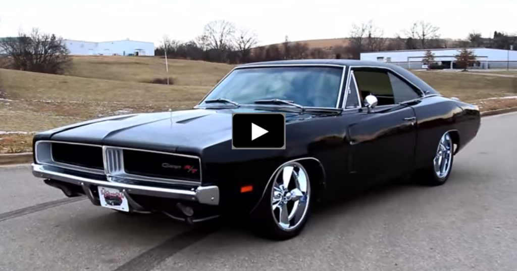 Fabulous 1969 Dodge Charger R T Resto Mod Hot Cars