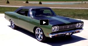 pro touring plymouth roadrunner