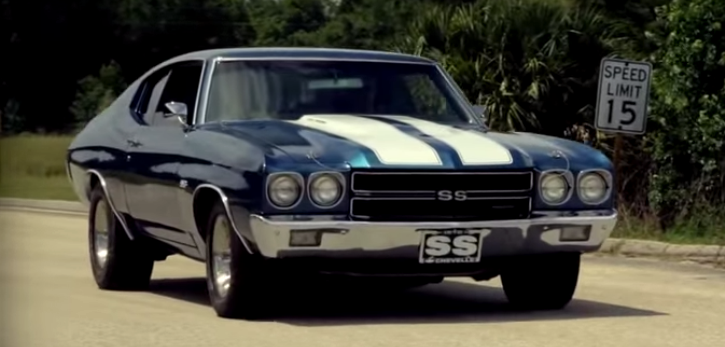 1970 chevy chevelle 572 big block burnouts