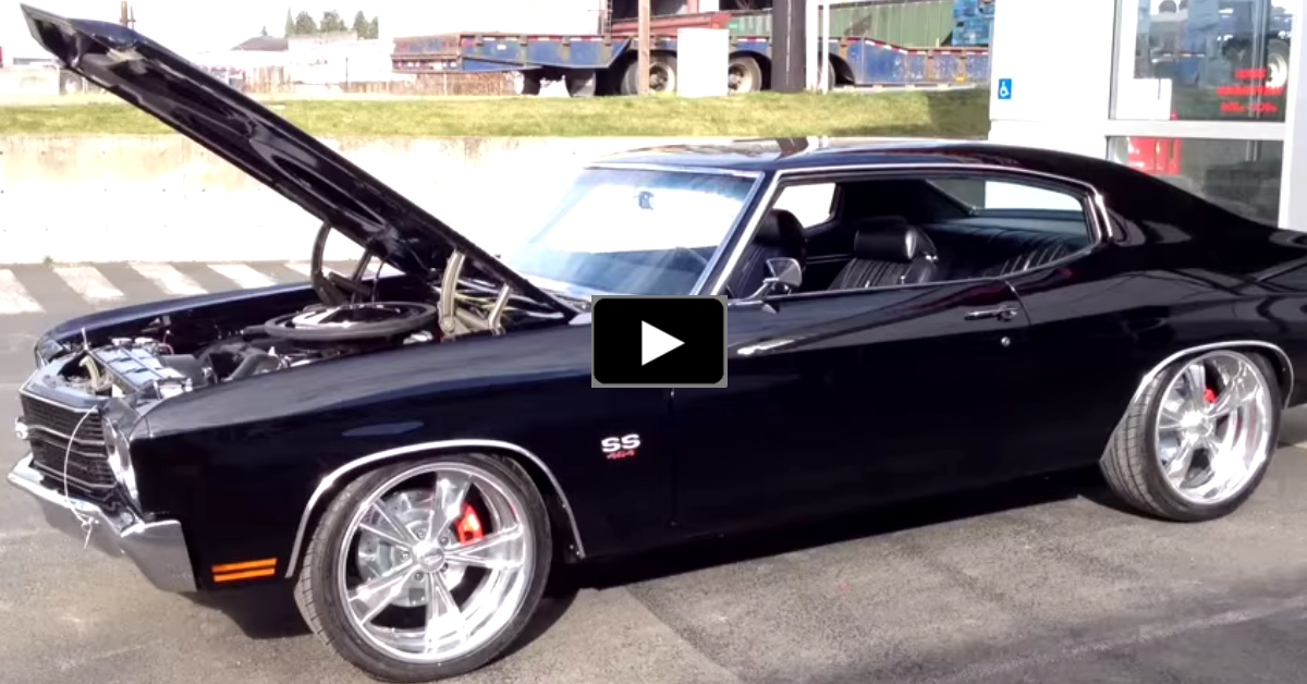 1970 chevy chevelle ss 454 big block