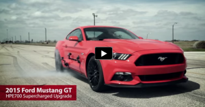 2015 hennessey mustang test drive