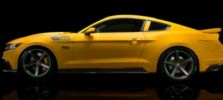 the immaculate 2015 mustang saleen 302 unveiled hot cars. Black Bedroom Furniture Sets. Home Design Ideas