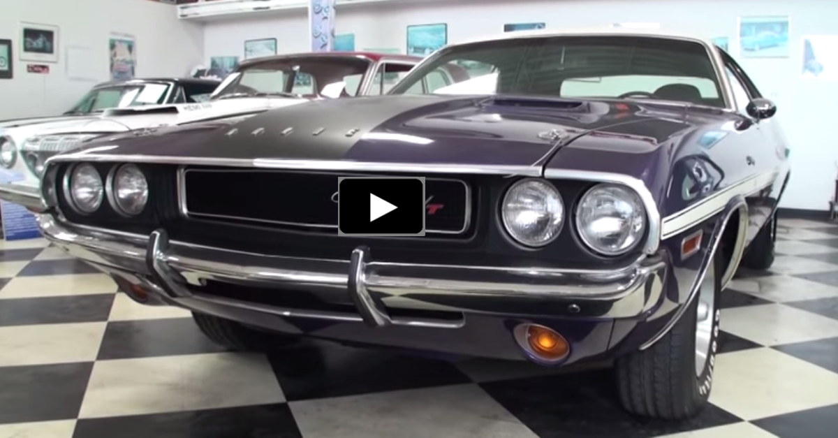 numbers matching 1970 dodge challenger rt se