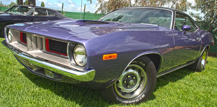 original 1972 plymouth barracuda 340 cuda brothers
