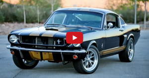 shelby ford mustang hertz muscle car
